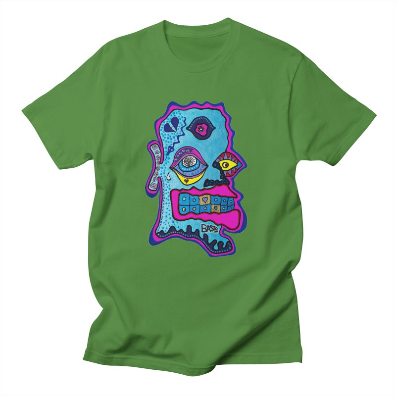 Baston De La Selva Women's Regular Unisex T-Shirt by Baston's T-Shirt Emporium!