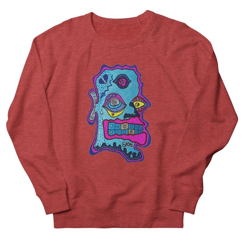 Baston De La Selva Women's French Terry Sweatshirt by Baston's T-Shirt Emporium!