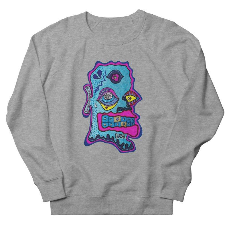 Baston De La Selva Men's French Terry Sweatshirt by Baston's T-Shirt Emporium!