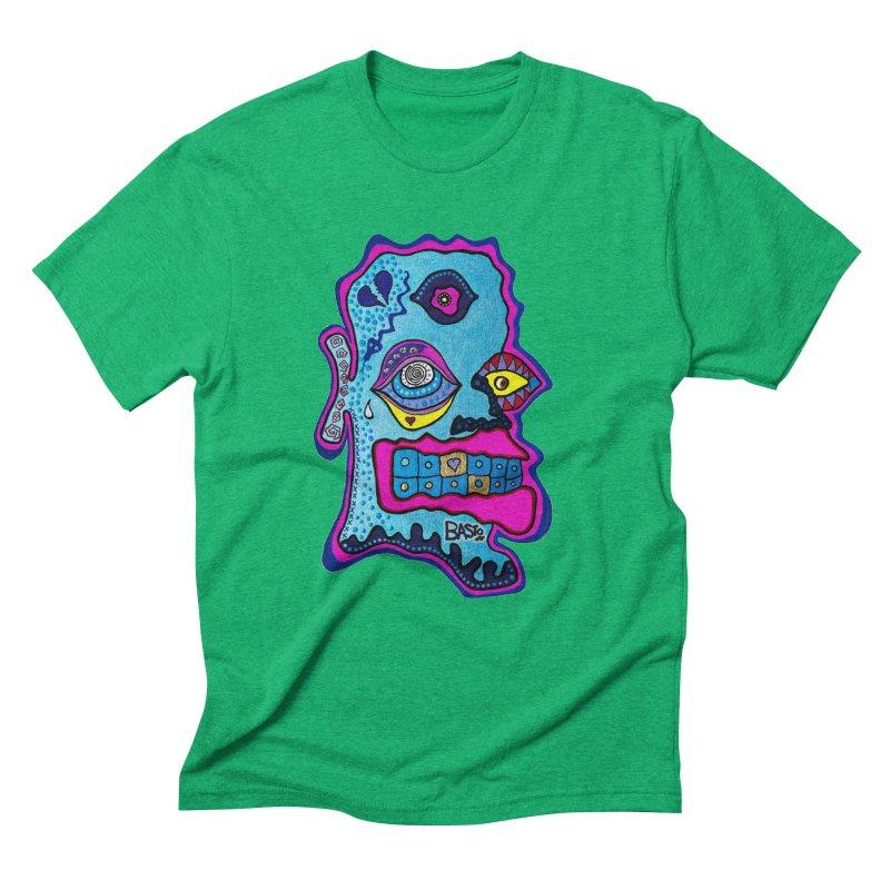 Baston De La Selva Men's Triblend T-Shirt by Baston's T-Shirt Emporium!
