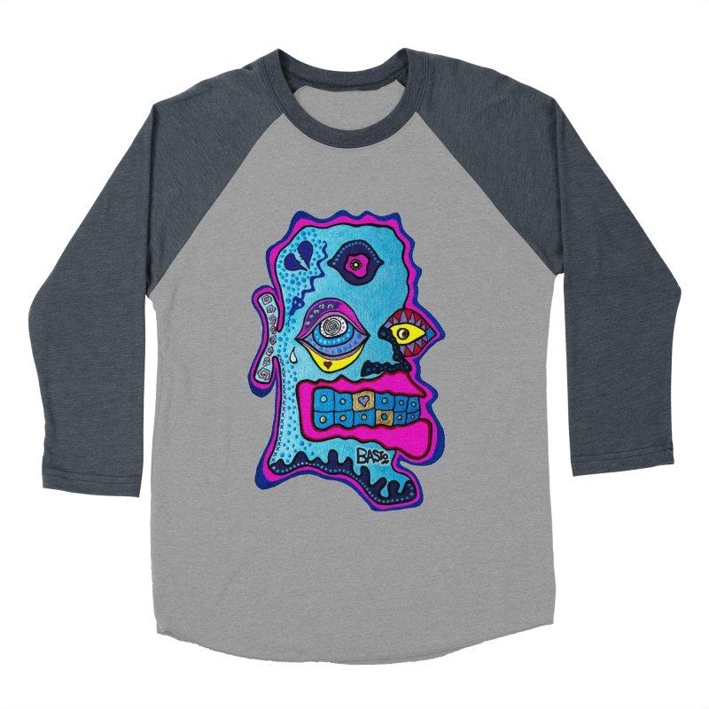 Baston De La Selva Women's Baseball Triblend Longsleeve T-Shirt by Baston's T-Shirt Emporium!