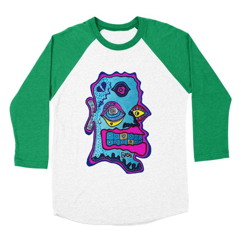 Baston De La Selva Men's Baseball Triblend Longsleeve T-Shirt by Baston's T-Shirt Emporium!