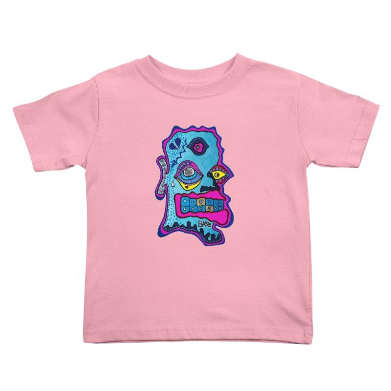 Baston De La Selva Kids Toddler T-Shirt by Baston's T-Shirt Emporium!