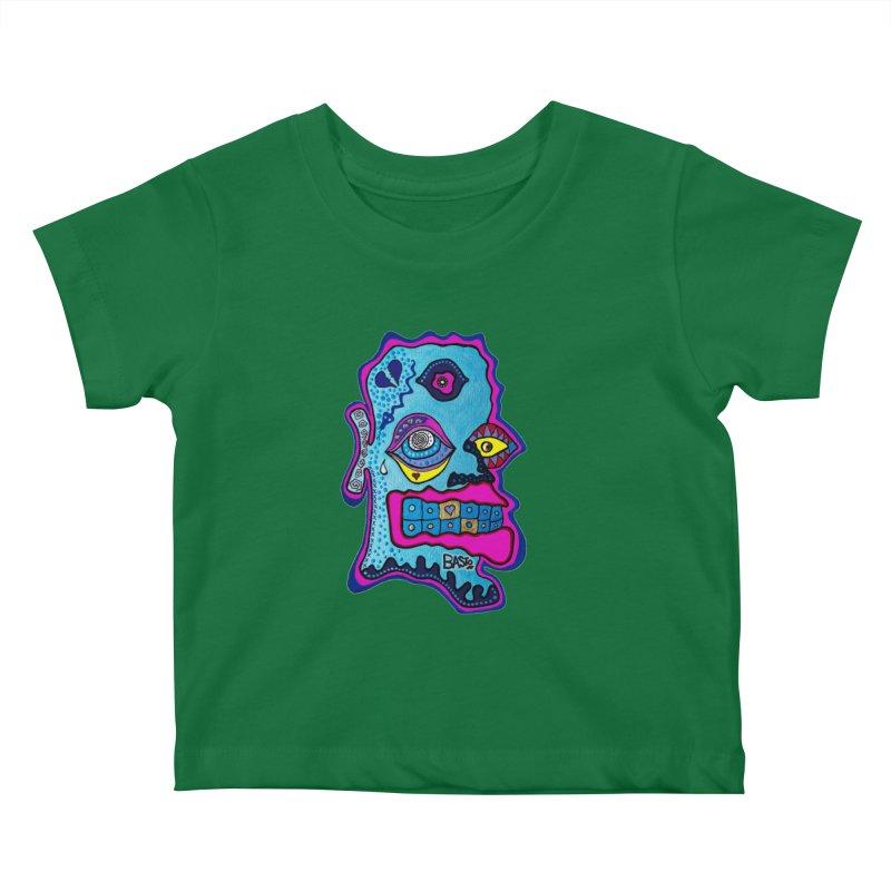 Baston De La Selva Kids Baby T-Shirt by Baston's T-Shirt Emporium!