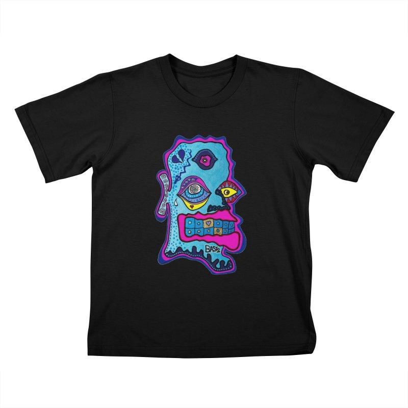 Baston De La Selva Kids T-Shirt by Baston's T-Shirt Emporium!
