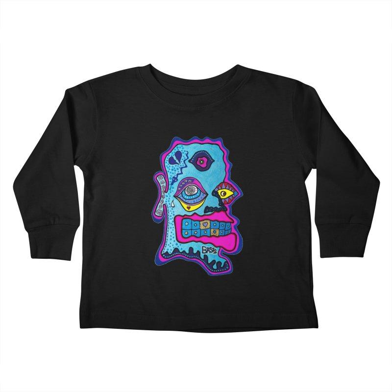 Baston De La Selva Kids Toddler Longsleeve T-Shirt by Baston's T-Shirt Emporium!