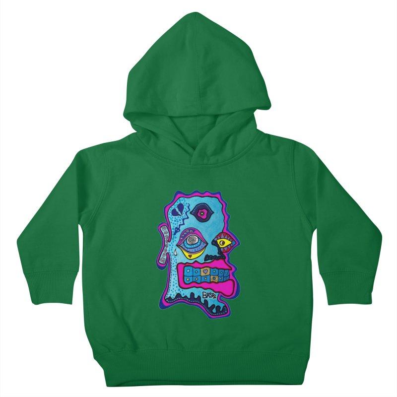 Baston De La Selva Kids Toddler Pullover Hoody by Baston's T-Shirt Emporium!