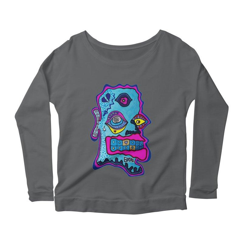 Baston De La Selva Women's Scoop Neck Longsleeve T-Shirt by Baston's T-Shirt Emporium!