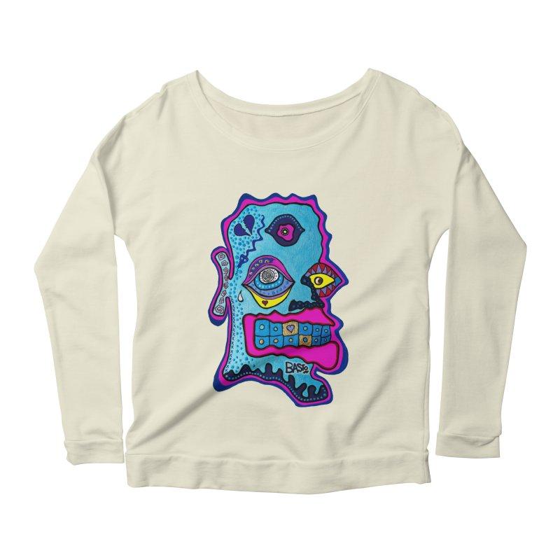 Baston De La Selva Women's Longsleeve T-Shirt by Baston's T-Shirt Emporium!