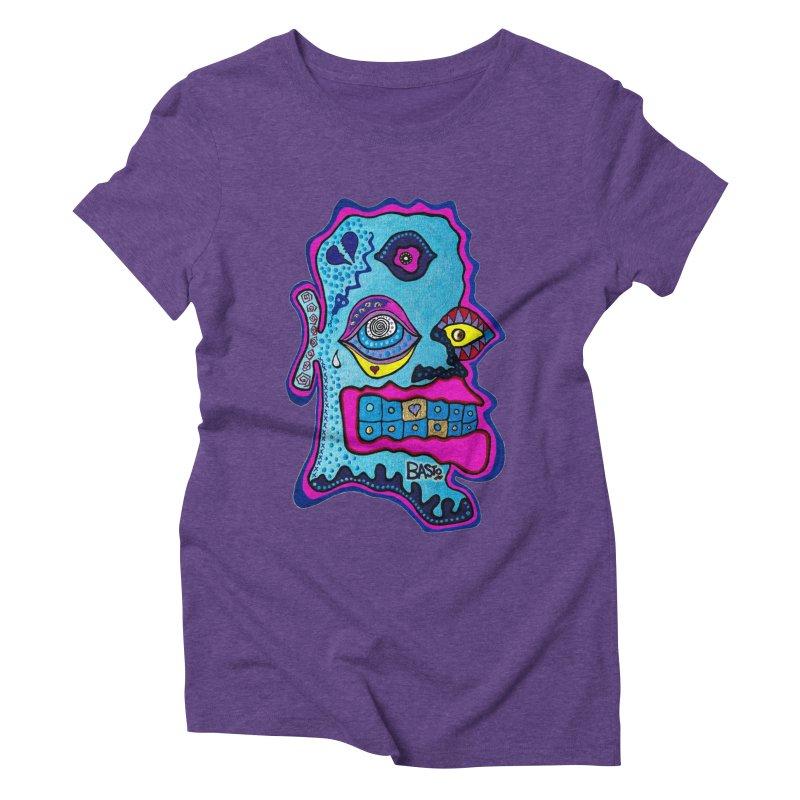 Baston De La Selva Women's Triblend T-Shirt by Baston's T-Shirt Emporium!