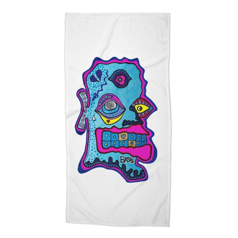 Baston De La Selva Accessories Beach Towel by Baston's T-Shirt Emporium!