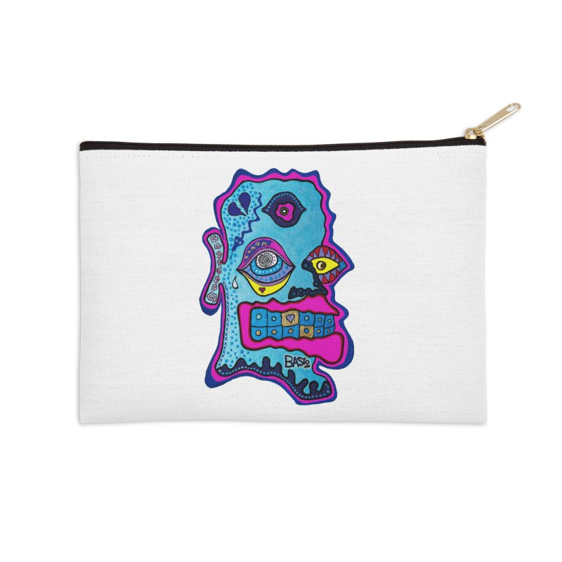 Baston De La Selva Accessories Zip Pouch by Baston's T-Shirt Emporium!