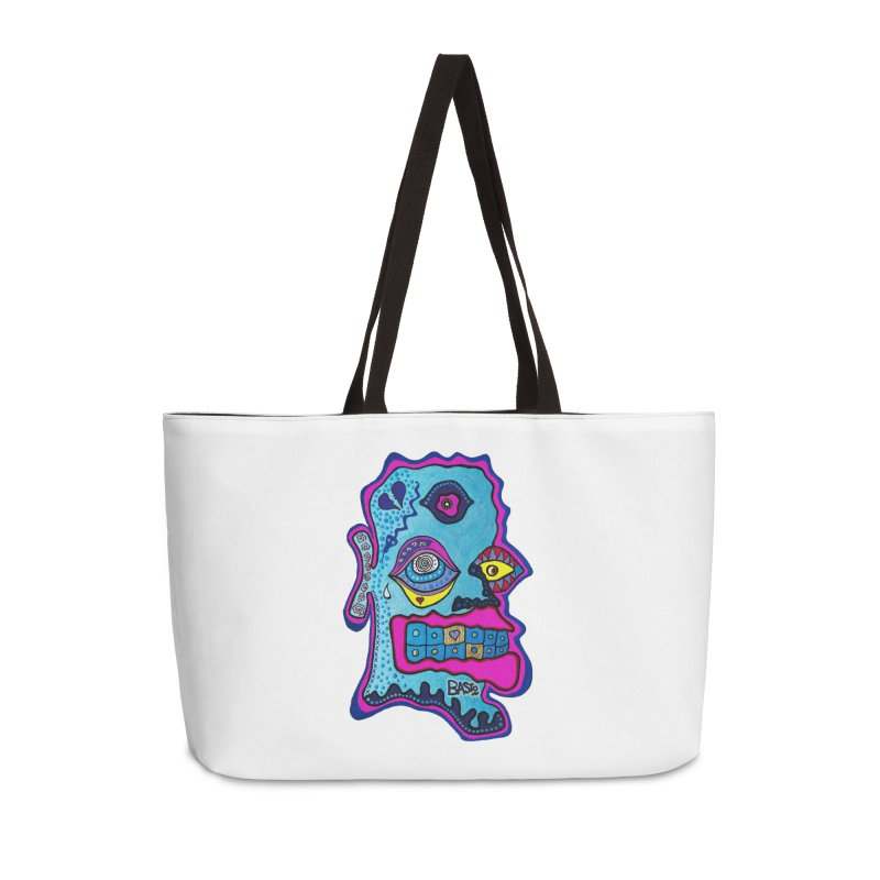 Baston De La Selva Accessories Weekender Bag Bag by Baston's T-Shirt Emporium!