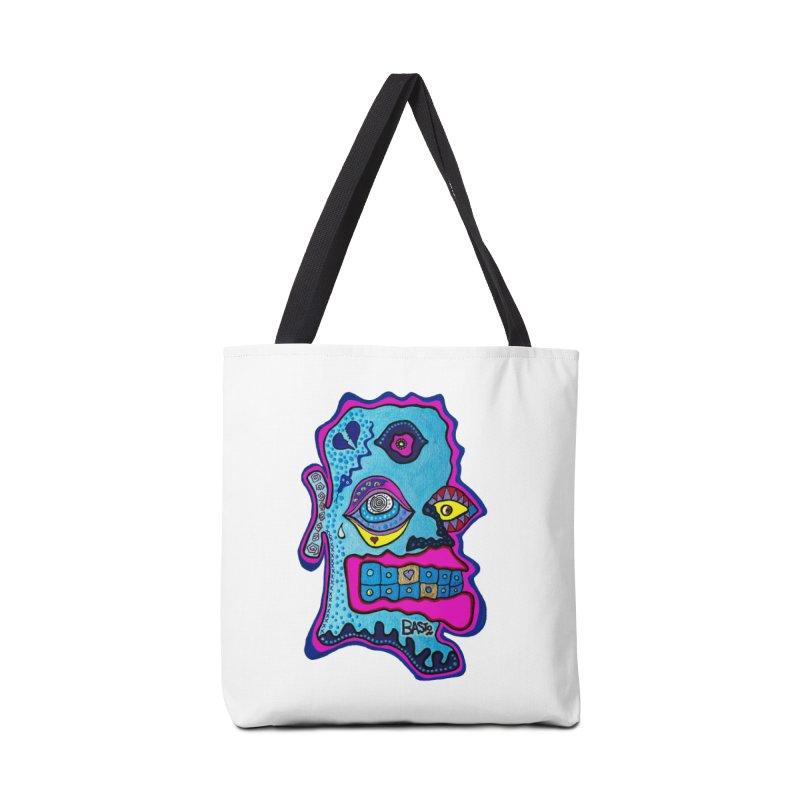 Baston De La Selva Accessories Tote Bag Bag by Baston's T-Shirt Emporium!