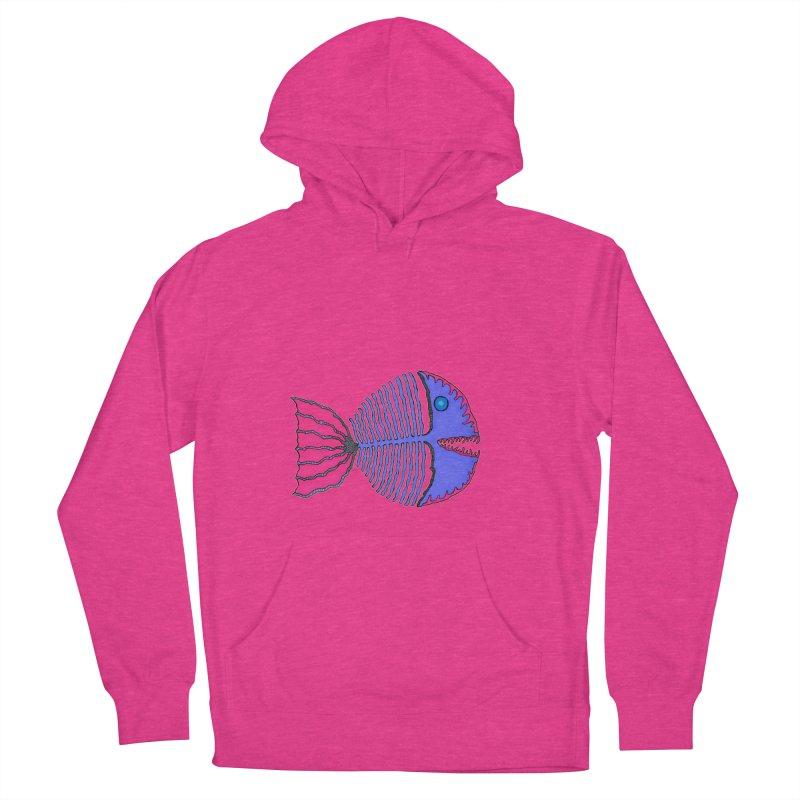 BoneFish Women's Pullover Hoody by Baston's T-Shirt Emporium!