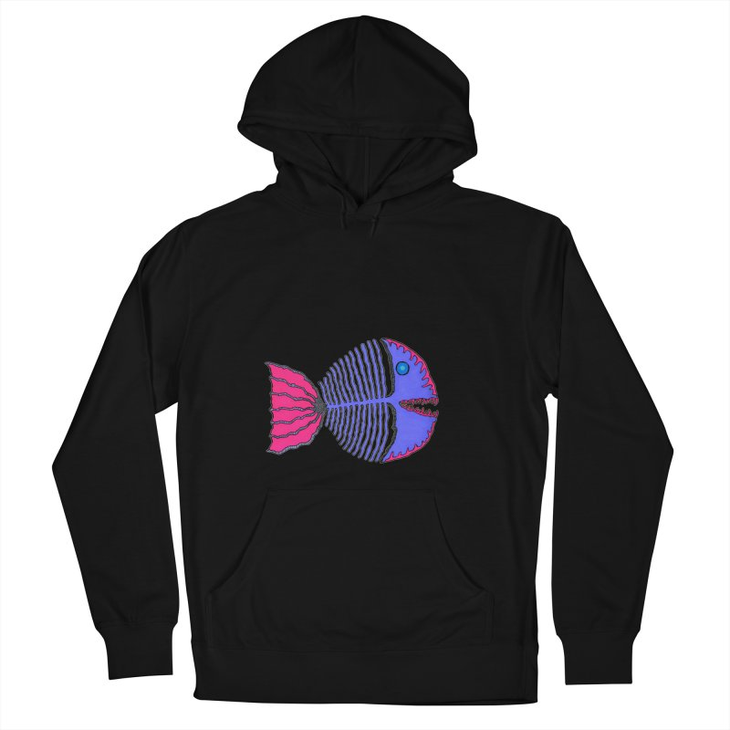 BoneFish Men's Pullover Hoody by Baston's T-Shirt Emporium!