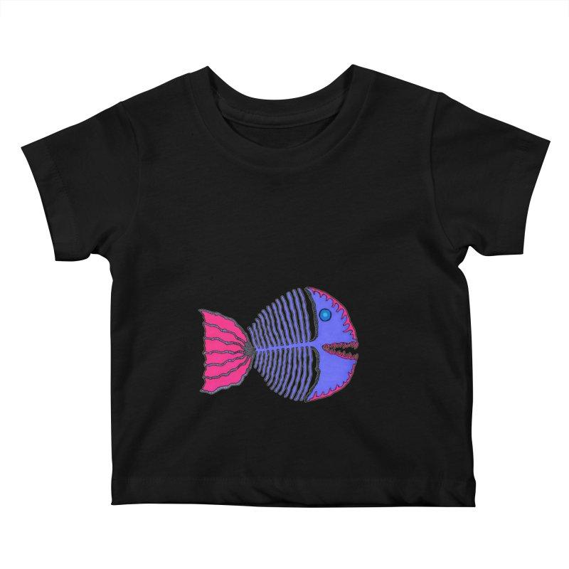 BoneFish Kids Baby T-Shirt by Baston's T-Shirt Emporium!