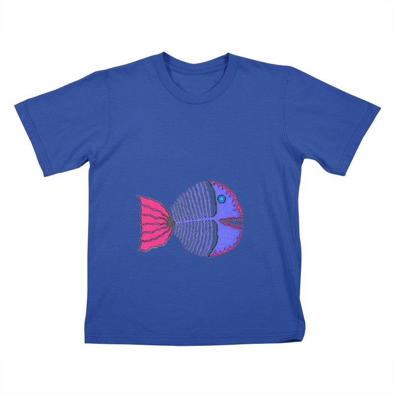 BoneFish Kids T-shirt by Baston's T-Shirt Emporium!