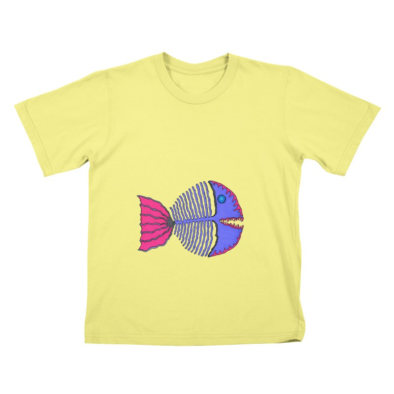 BoneFish Kids T-shirt by Baston's T-Shirt Emporium!
