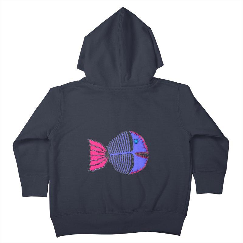 BoneFish Kids Toddler Zip-Up Hoody by Baston's T-Shirt Emporium!