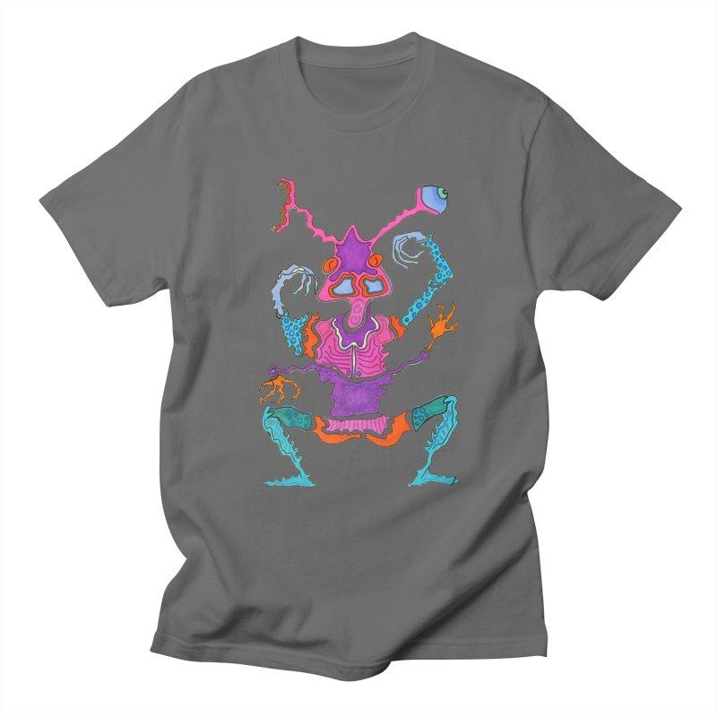 Alien! Men's T-Shirt by Baston's T-Shirt Emporium!