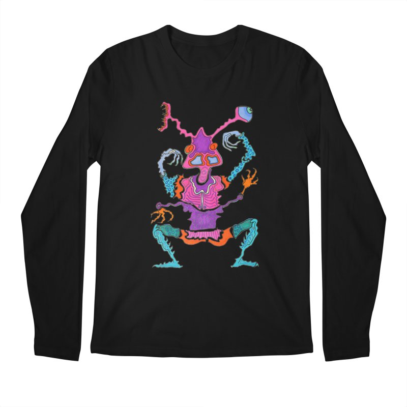 Alien! Men's Longsleeve T-Shirt by Baston's T-Shirt Emporium!