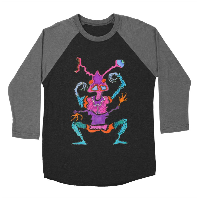 Alien! Women's Baseball Triblend T-Shirt by Baston's T-Shirt Emporium!
