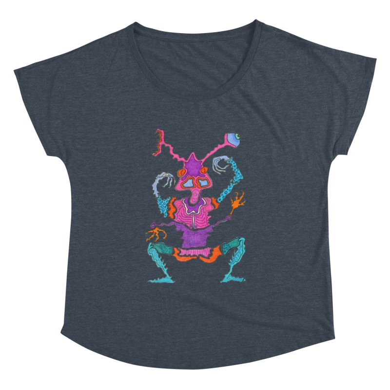 Alien! Women's Dolman by Baston's T-Shirt Emporium!