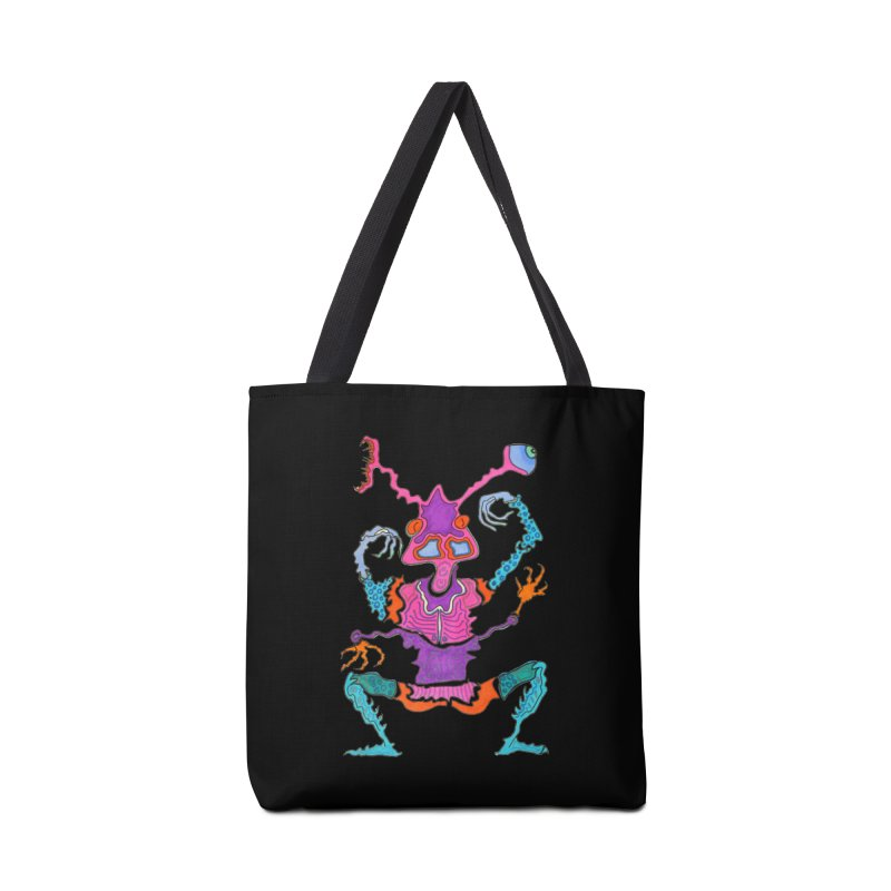 Alien! Accessories Bag by Baston's T-Shirt Emporium!