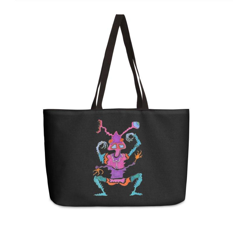 Alien! Accessories Bag by Baston's T-Shirt Emporium!