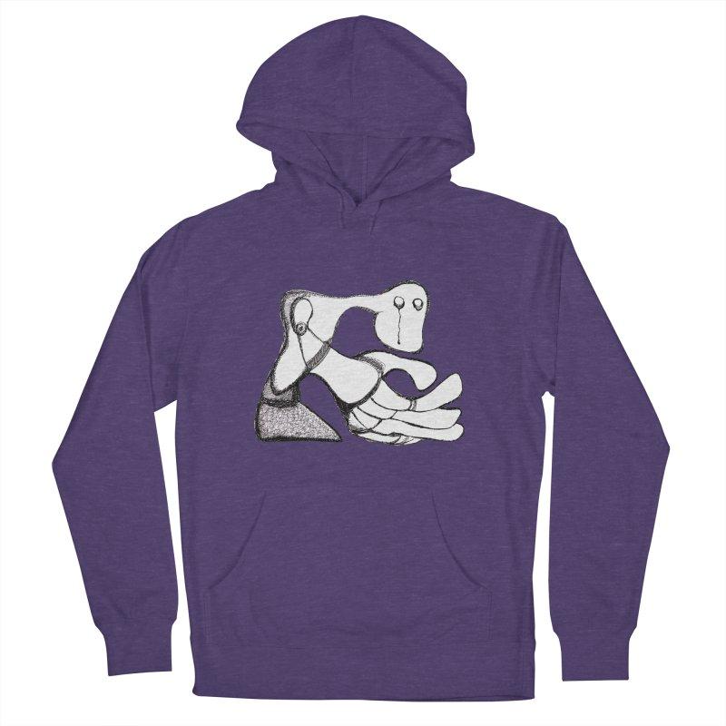 Tear Drop Women's Pullover Hoody by Baston's T-Shirt Emporium!