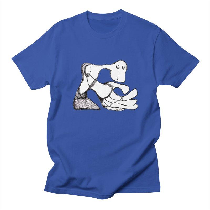 Tear Drop Men's T-shirt by Baston's T-Shirt Emporium!