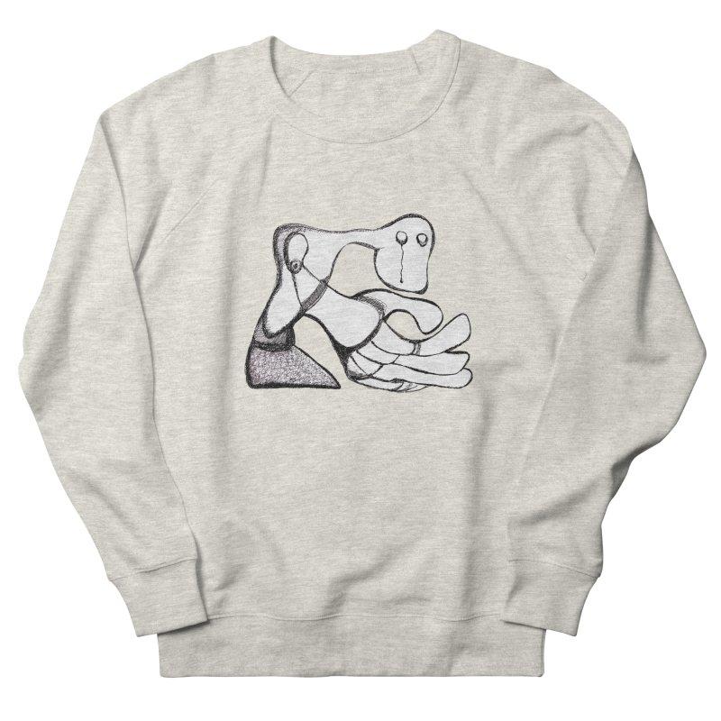 Tear Drop Men's Sweatshirt by Baston's T-Shirt Emporium!