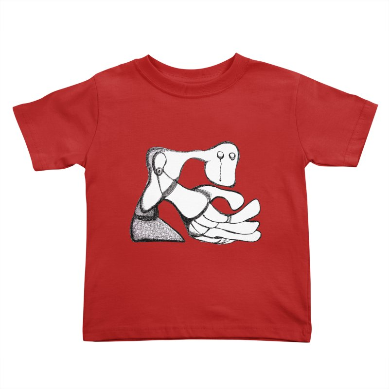 Tear Drop Kids Toddler T-Shirt by Baston's T-Shirt Emporium!
