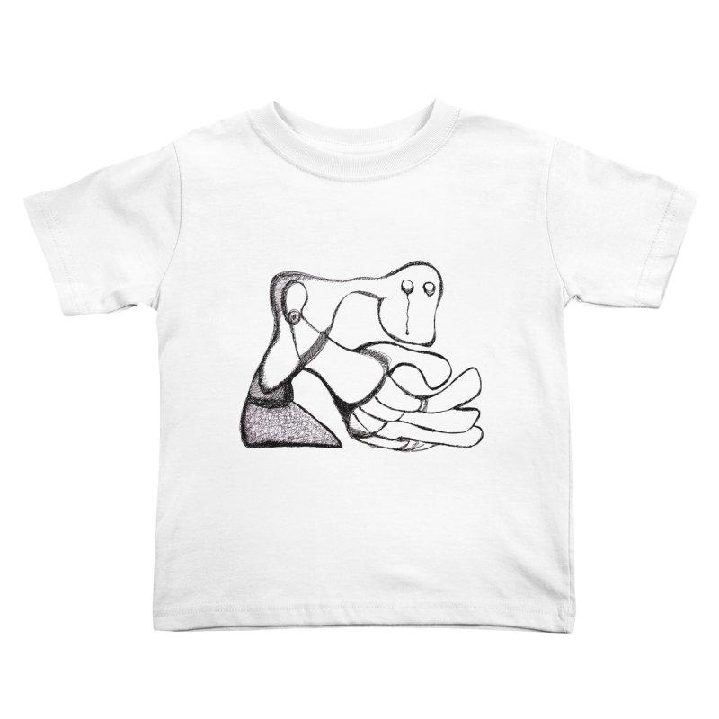 Tear Drop Kids Toddler T-Shirt by Baston's T-Shirt Emporium!
