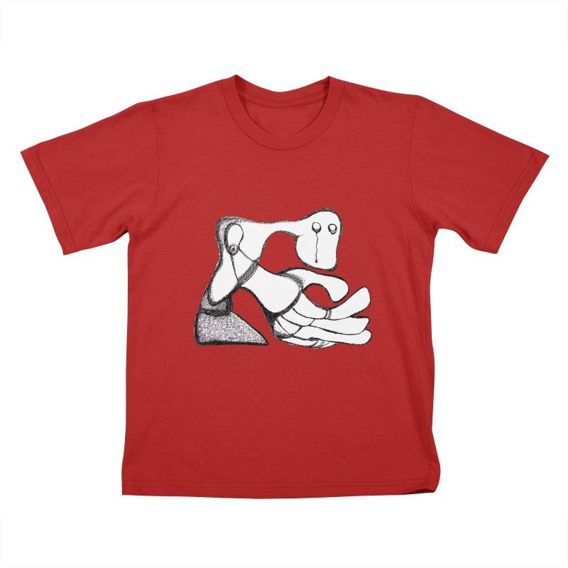 Tear Drop Kids T-shirt by Baston's T-Shirt Emporium!
