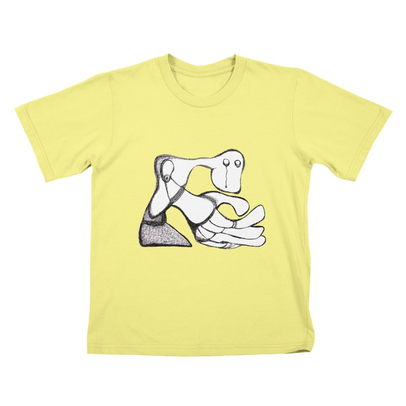 Tear Drop Kids T-shirt by Baston's T-Shirt Emporium!