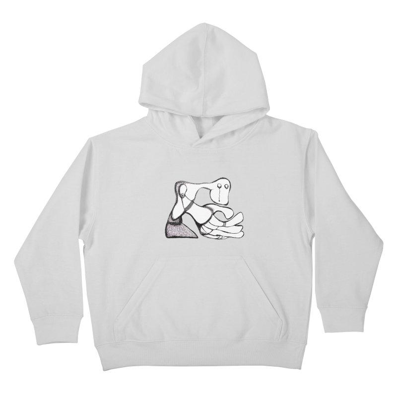 Tear Drop Kids Pullover Hoody by Baston's T-Shirt Emporium!