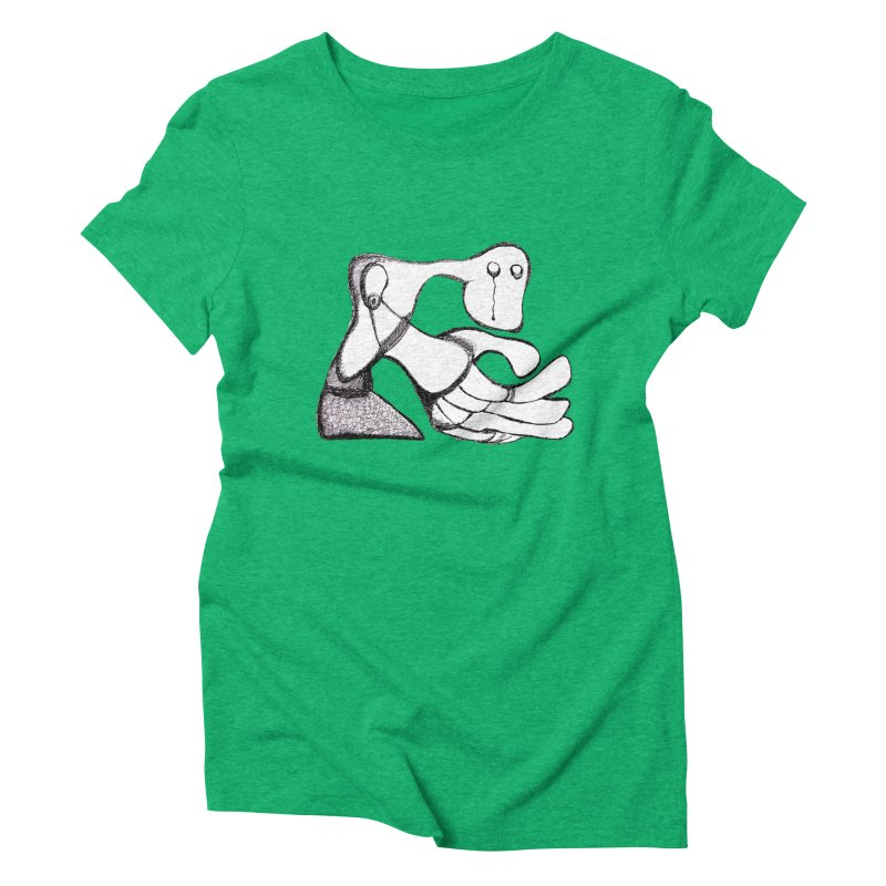 Tear Drop   by Baston's T-Shirt Emporium!