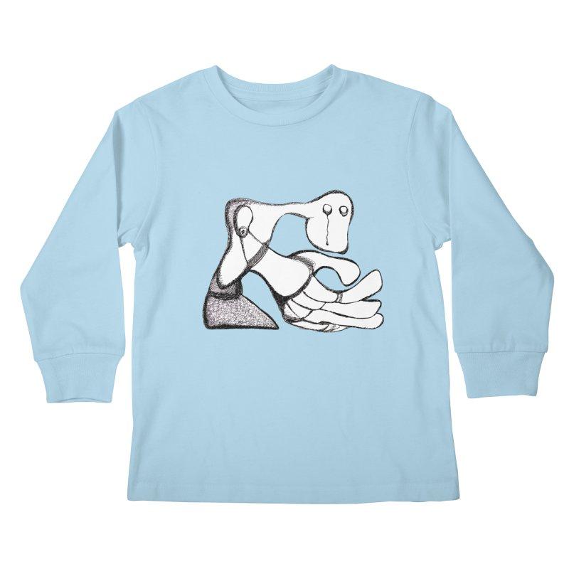 Tear Drop Kids Longsleeve T-Shirt by Baston's T-Shirt Emporium!