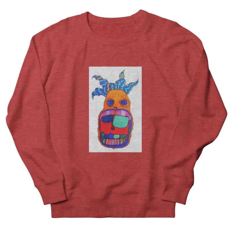 Wild Multicolored Wally! Men's Sweatshirt by Baston's T-Shirt Emporium!