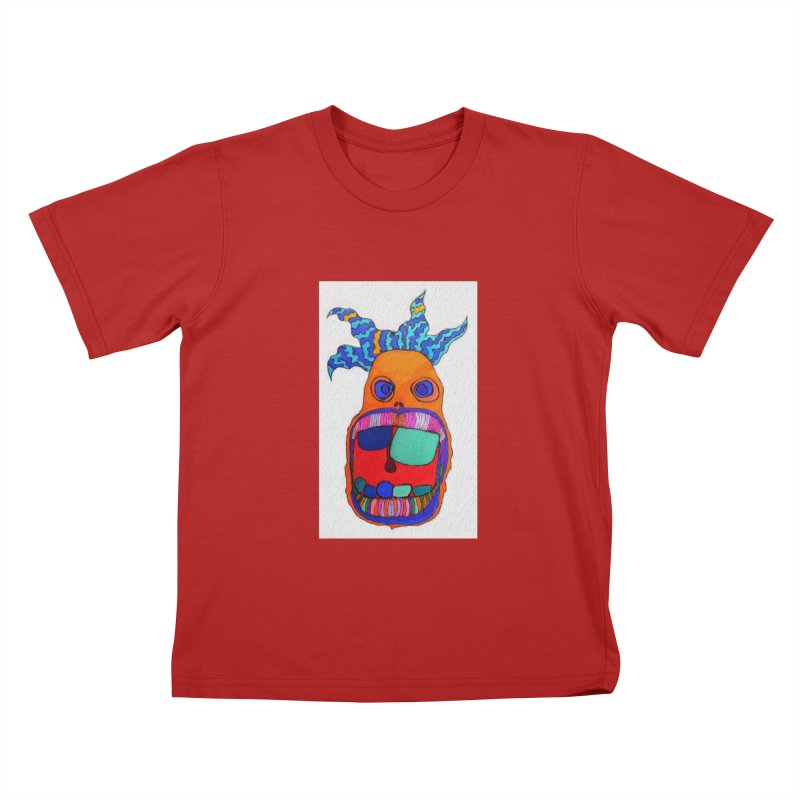 Wild Multicolored Wally!   by Baston's T-Shirt Emporium!