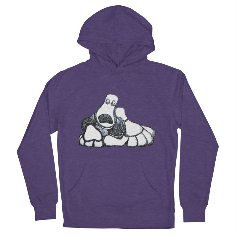 ANGST Men's Pullover Hoody by Baston's T-Shirt Emporium!