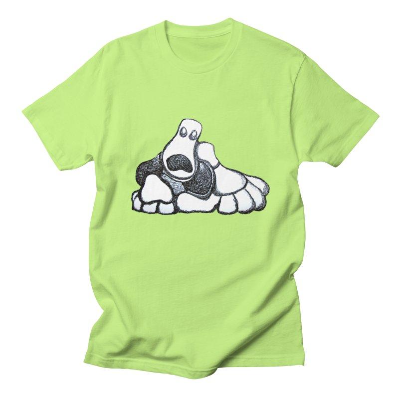 ANGST Men's T-shirt by Baston's T-Shirt Emporium!