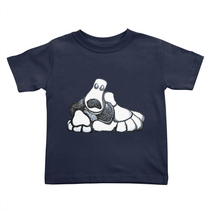 ANGST Kids Toddler T-Shirt by Baston's T-Shirt Emporium!