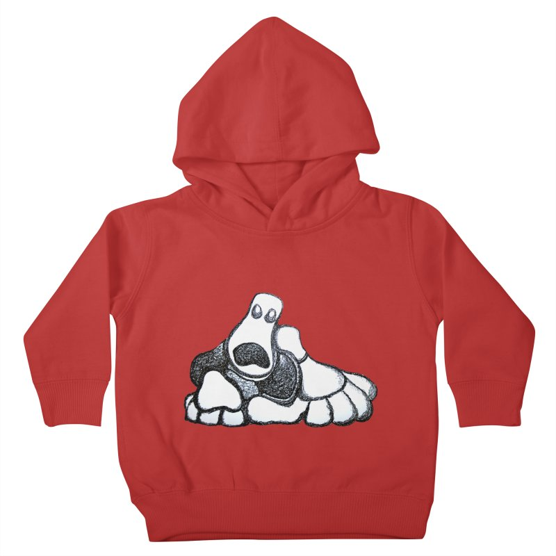 ANGST Kids Toddler Pullover Hoody by Baston's T-Shirt Emporium!