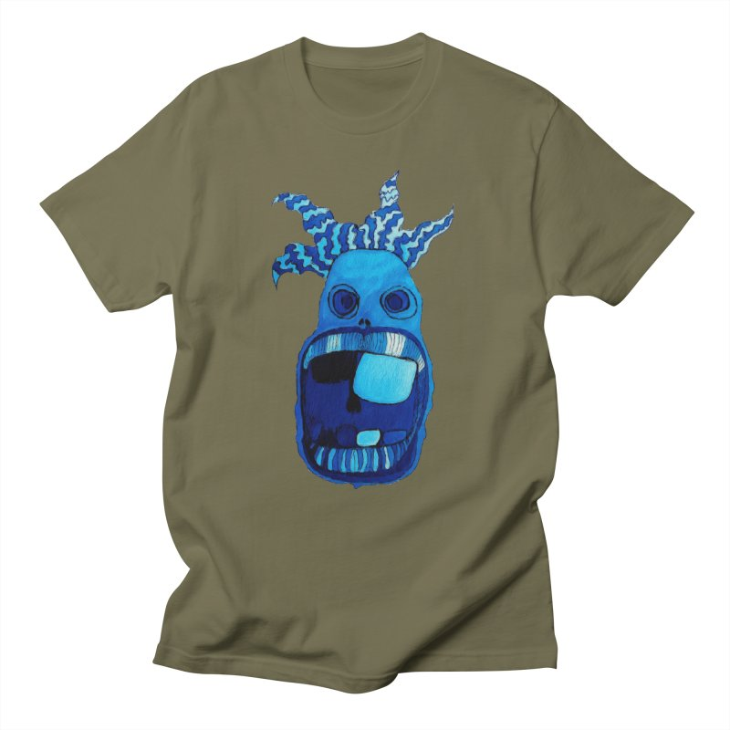 BLUE WALLY!    by Baston's T-Shirt Emporium!