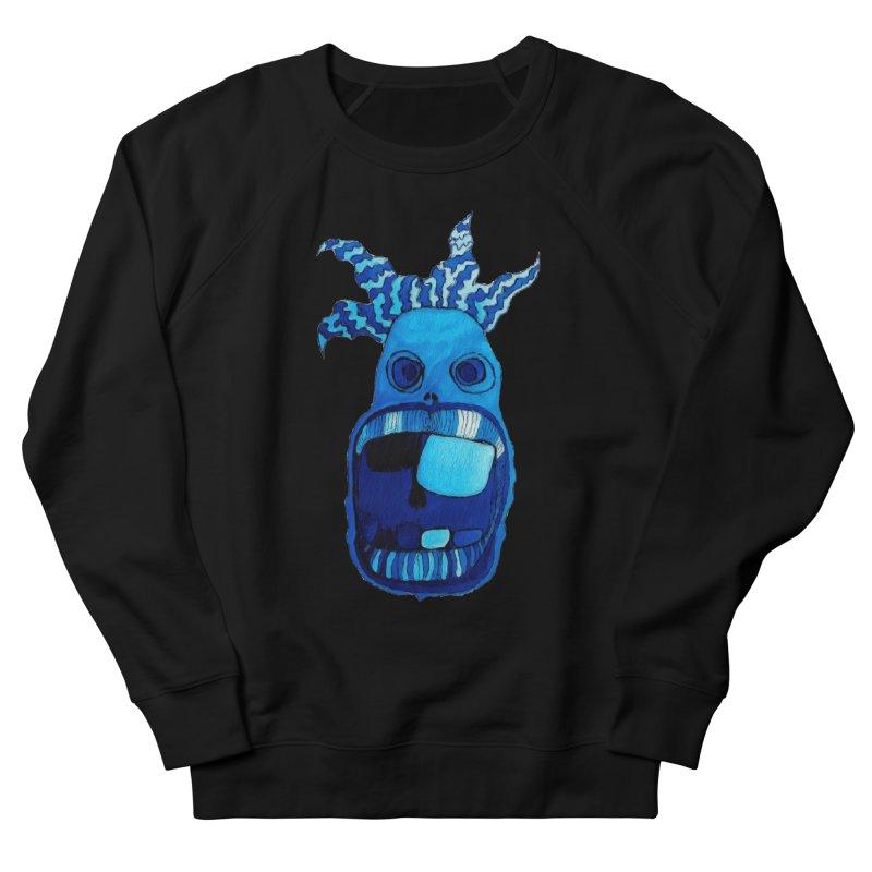 BLUE WALLY!  Women's Sweatshirt by Baston's T-Shirt Emporium!