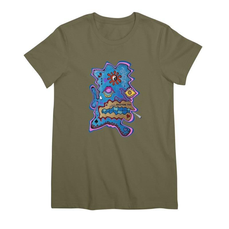 Tripper's Delight Women's Premium T-Shirt by Baston's T-Shirt Emporium!