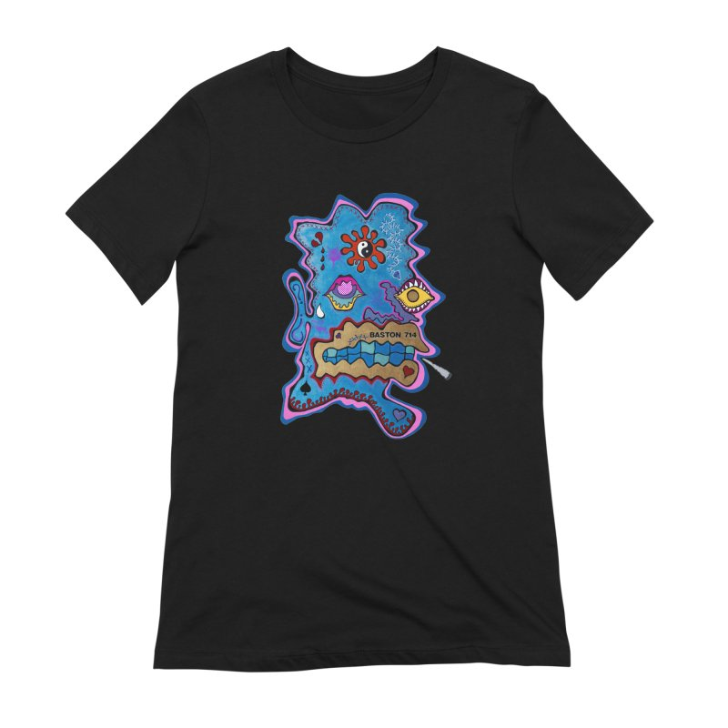 Tripper's Delight Women's Extra Soft T-Shirt by Baston's T-Shirt Emporium!